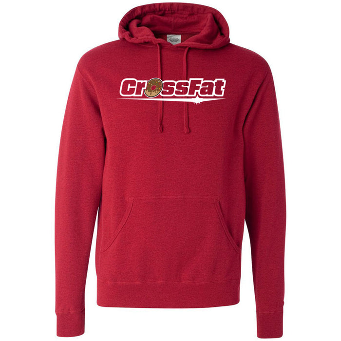 CrossFit Panoply - 201 - CrossFat - Independent - Hooded Pullover Sweatshirt