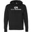 CrossFit Repentance - 100 - One Color - Independent - Hooded Pullover Sweatshirt