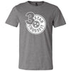 3 Star CrossFit - 100 - One Color - Bella + Canvas - Men's Short Sleeve Jersey Tee