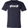 Mission CrossFit San Antonio - 100 - MS&C - Bella + Canvas - Men's Short Sleeve Jersey Tee