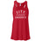 The City CrossFit - 100 - Athletic - Bella + Canvas - Women's Flowy Racerback Tank