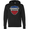 CrossFit No Slack - 100 - Standard - Independent - Hooded Pullover Sweatshirt