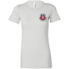 CrossFit Solon - 100 - Pocket - Bella + Canvas - Women's The Favorite Tee