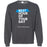 CrossFit Strong Heart - 100 - Best Hour of Your Day Stacked - Gildan - Heavy Blend Crewneck Sweatshirt