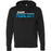 CrossFit Oahu - 201 - Pearl City Blue - Independent - Hooded Pullover Sweatshirt