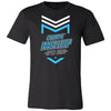 CrossFit Inner Loop - 100 - 2020 Open - Bella + Canvas - Men's Short Sleeve Jersey Tee