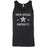 Iron House CrossFit - 100 - Stacked - Bella + Canvas - Men's Jersey Tank