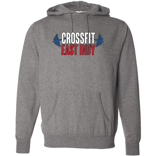CrossFit East Indy - 100 - Standard - Independent - Hooded Pullover Sweatshirt