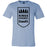 Kings Highway CrossFit - 100 - One Color - Bella + Canvas - Men's Short Sleeve Jersey Tee