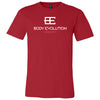 Body Evolution CrossFit - 100 - One Color - Bella + Canvas - Men's Short Sleeve Jersey Tee