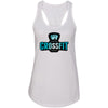 Carriage House CrossFit - Colored - Next Level - Women's Ideal Racerback Tank