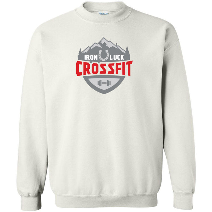 Iron Luck CrossFit - 100 - Standard - Gildan - Heavy Blend Crewneck Sweatshirt