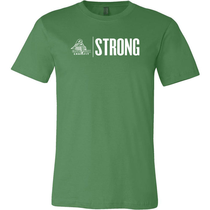 Grand Trunk CrossFit - 100 - Strong - Bella + Canvas - Men's Short Sleeve Jersey Tee