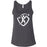 CrossFit Constant Conditioning - 100 - White Design - Bella + Canvas - Women's Relaxed Jersey Tank