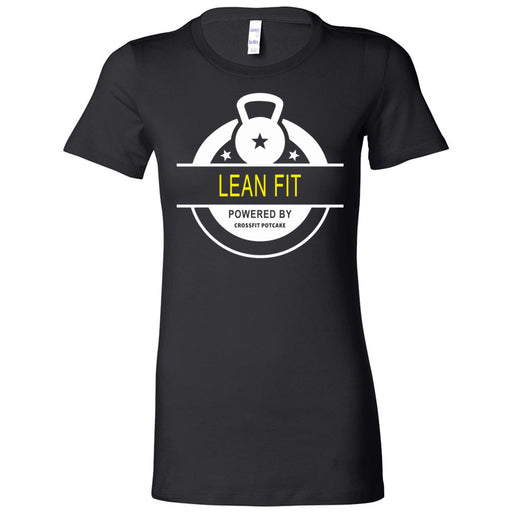 CrossFit Potcake - 100 - Lean Fit - Bella + Canvas - Women's The Favorite Tee