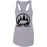 CrossFit Oakdale - 100 - Calibear Black - Next Level - Women's Ideal Racerback Tank