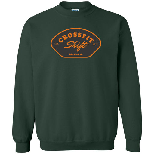 CrossFit Shift - 100 - R3 - Gildan - Heavy Blend Crewneck Sweatshirt