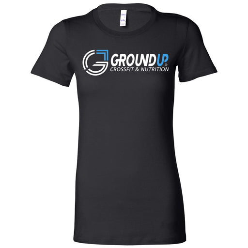 CrossFit Ground Up - 100 - Standard - Bella + Canvas - Women's The Favorite Tee