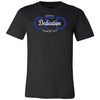 CrossFit Dedication - 100 - Insignia - Bella + Canvas - Men's Short Sleeve Jersey Tee