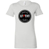 CrossFit TNT - 100 - Badge - Bella + Canvas - Women's The Favorite Tee