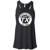 CrossFit Bay Area - 100 - Standard - Bella + Canvas - Women's Flowy Racerback Tank