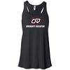 CrossFit Decatur - 100 - Standard - Bella + Canvas - Women's Flowy Racerback Tank