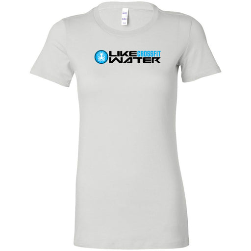 Like Water CrossFit - 100 - Standard - Bella + Canvas - Women's The Favorite Tee