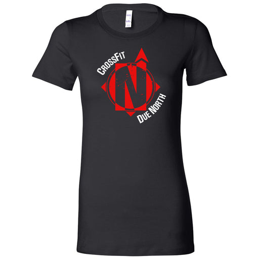 CrossFit Due North - 100 - Standard - Bella + Canvas - Women's The Favorite Tee