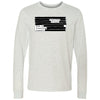 Classified CrossFit - 100 - Standard - Bella + Canvas 3501 - Men's Long Sleeve Jersey Tee