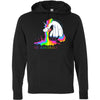 Crossfit 1926 - 201 - Unicorn - Independent - Hooded Pullover Sweatshirt