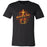 CrossFit Eclipse - 100 - Tulsa Ok - Bella + Canvas - Men's Short Sleeve Jersey Tee