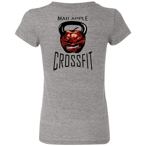 Mad Apple CrossFit - 200 - Vibe Tribe - Bella + Canvas - Women's Triblend Short Sleeve Tee