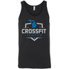 CrossFit Fenton - 100 - Standard - Bella + Canvas - Men's Jersey Tank