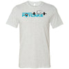 CrossFit Potcake - 100 - Standard - Bella + Canvas - Men's Short Sleeve Jersey Tee