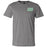 CrossFit T23 - 100 - Pocket - Bella + Canvas - Men's Short Sleeve Jersey Tee