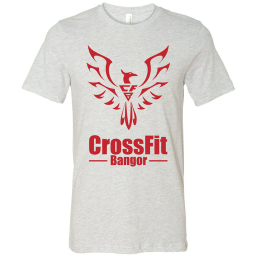 CrossFit Bangor - Standard - Bella + Canvas - Men's Short Sleeve Jersey Tee