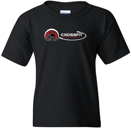 CrossFit Elation - 100 - Two Color - Gildan - Heavy Cotton Youth T-Shirt