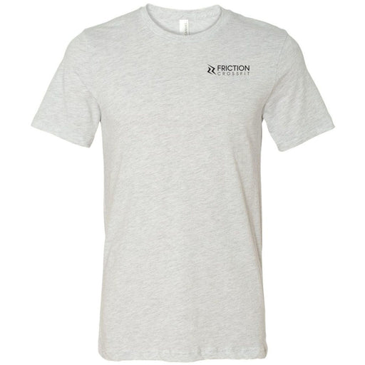 Friction CrossFit - 200 - Target 2 Sides - Bella + Canvas - Men's Short Sleeve Jersey Tee