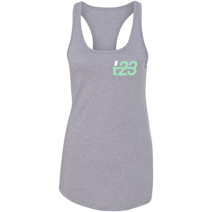 CrossFit T23 - 100 - Pocket - Next Level - Women's Ideal Racerback Tank