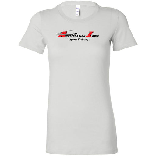 CrossFit Waukee - 200 - Acceleration Iowa - Bella + Canvas - Women's The Favorite Tee