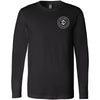 CrossFit Identity - 100 - Pocket - Bella + Canvas 3501 - Men's Long Sleeve Jersey Tee