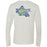 CrossFit Oahu - 202 - Tattoo - Bella + Canvas 3501 - Men's Long Sleeve Jersey Tee