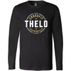 CrossFit Thelo - 100 - Jacksonville - Bella + Canvas 3501 - Men's Long Sleeve Jersey Tee