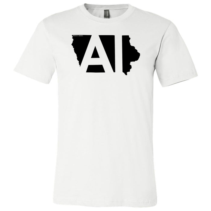 CrossFit Waukee - 200 - AI - Bella + Canvas - Men's Short Sleeve Jersey Tee