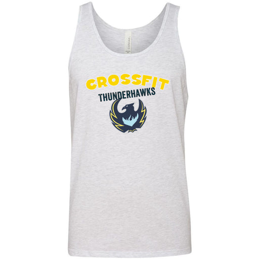 CrossFit ThunderHawk - 100 - ThunderHawks - Bella + Canvas - Men's Jersey Tank