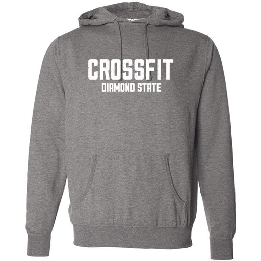 CrossFit Diamond State - 100 - Standard - Independent - Hooded Pullover Sweatshirt