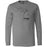 Grand Trunk CrossFit - 100 - New Hudson - Bella + Canvas 3501 - Men's Long Sleeve Jersey Tee