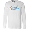 CrossFit Saint Simons - 100 - Blue - Bella + Canvas 3501 - Men's Long Sleeve Jersey Tee