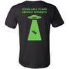 CrossFit Optimistic - 200 - Area 51 WOD - Bella + Canvas - Men's Short Sleeve Jersey Tee