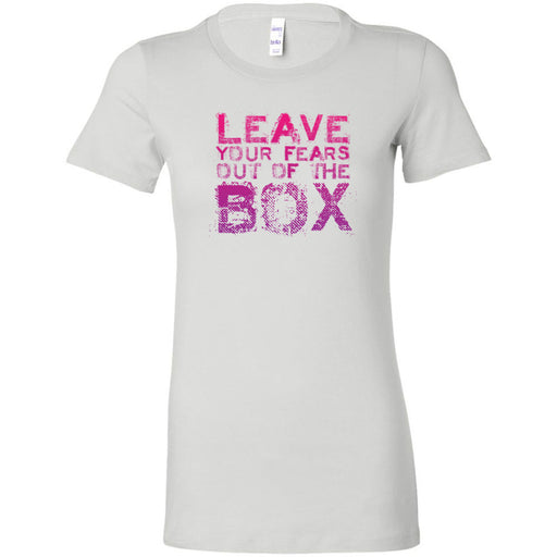 CrossFit Snaga - 200 - Out of the Box - Bella + Canvas - Women's The Favorite Tee